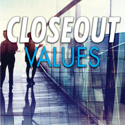 CLOSEOUT VALUES