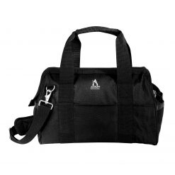 Item 1120 Boss Tool Bag Front view in black